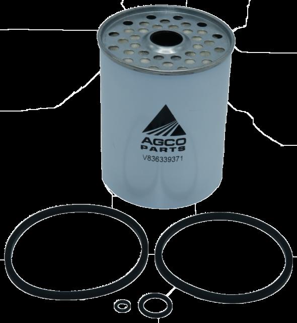 AGCO Parts Fuel Filter Element for Massey Ferguson 250 Tractor V836339371  for sale online | eBayeBay