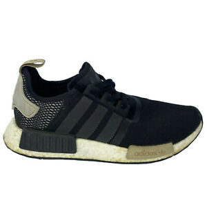Details about Adidas NMD R1 Shoes Women's Size 10 Black ART BA7751 Athletic Sneakers