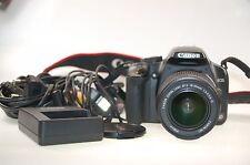 Canon 450D m. Canon 18-55mm Objektiv 2853 Auslösungen