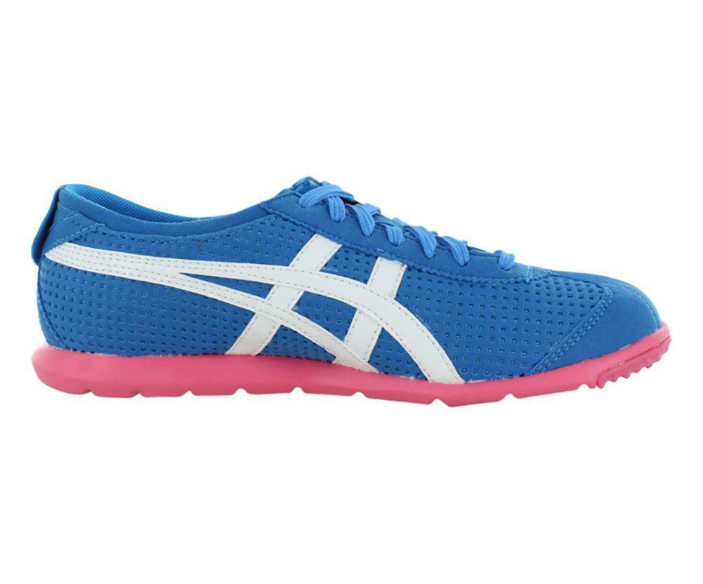 mujer Asics Onitsuka Tiger RIO RUNNER ZAPATILLAS AZULES d377y 4201 Cheap women's shoes women's shoes
