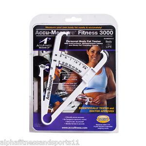 Accu-Measure-Body-Fat-Caliper-Fitness-Skin-Fold-Weight-Loss-Measure-Accufitness