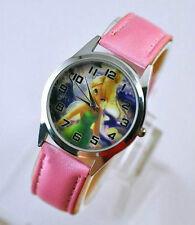 New Disney Tinkerbell Wrist Quartz Child Girl lady Fashion Watch YX