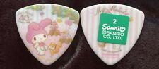 HELLO KITTY Authentic Sanrio Guitar Pick!!! Original Guitar Pick MY MELODY