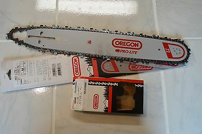 Oregon 20 Chainsaw Pro-Lite Bar and Chain Combo 200GLHD176+72LGX070G