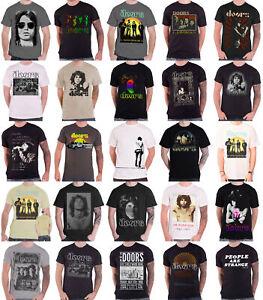 Officiel-The-Doors-T-Shirt-Jim-Morrison-poete-americain-Break-On-Through-Homme-NEUF