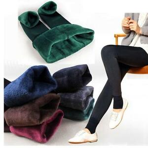 Newly-Women-Thick-Warm-Fleece-Lined-Thermal-Stretchy-Slim-Skinny-Leggings-Pants