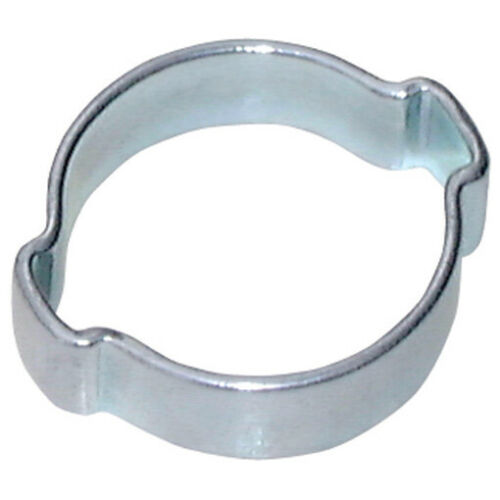 OET1619 General Clips /& Clamps 16.0-9.0MM  2-EAR STEEL CLAMP PLATED