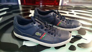 Lacoste-Europa-Lace-Womens-Casual-Sport-Shoes-Walking-Comfort-Size-5