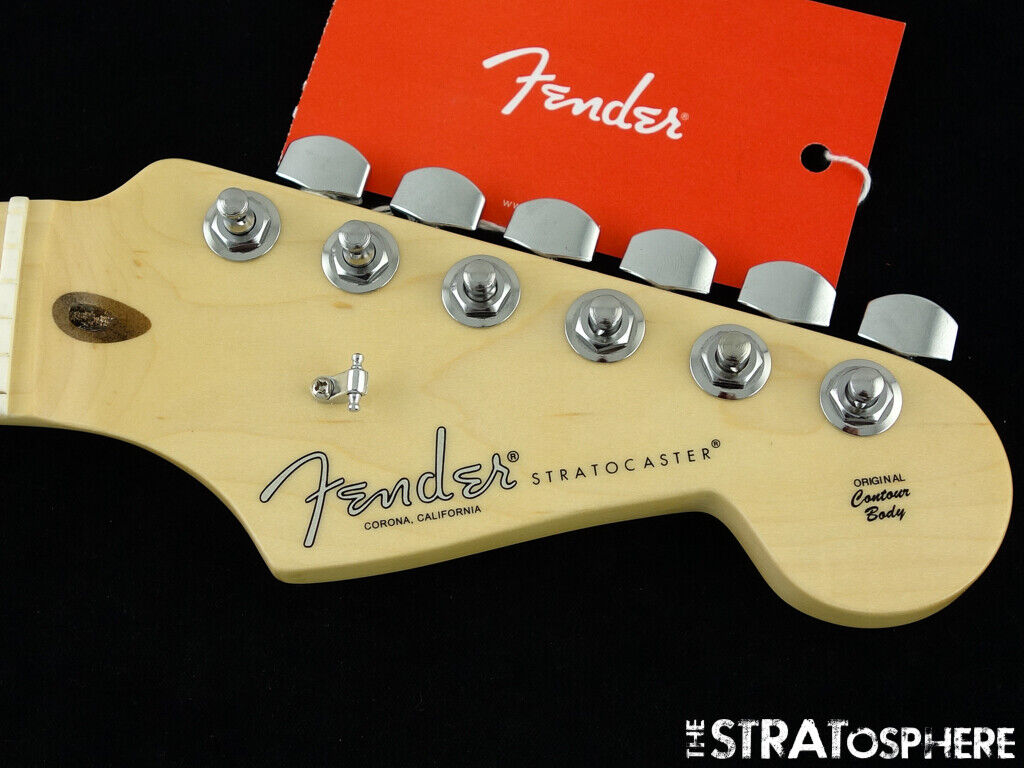 Fender American Professional Stratocaster Strat NECK w  TUNERS USA Maple