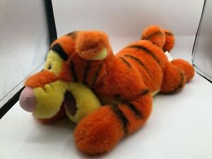 Winnie The Pooh Tigger The Tiger Disney Store Plush Kids Soft Stuffed Toy Animal