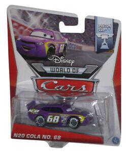 Disney Pixar Movie Cars N2O Cola No. 68 Die Cast Toy Car