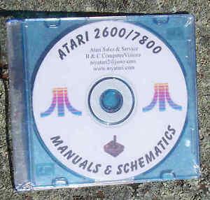 Atari-2600-7800-5200-Owners-Manuals-plus-on-CDROM