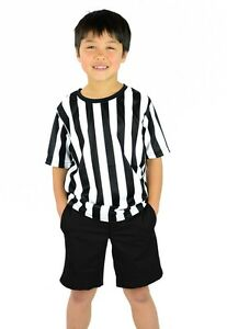 Mato   Hash Kid s Referee Ref Short Sleeve Official Costume Shirt ... 633102876