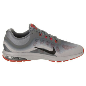 Details about Nike Air Max Dynasty 2 Mens 852430 013 Grey Black Red Running Shoes Size 9