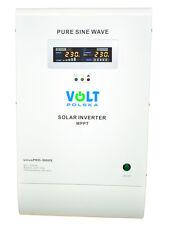 Off Grid Pure Sine Solar Inverter Charger Sinus Pro 3000S 48V/230V Reg AVR UPS