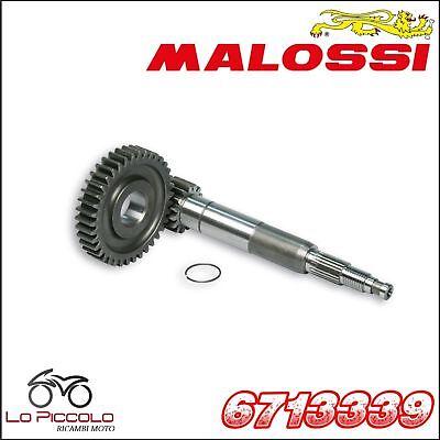 6713339 INGRANAGGI PRIMARI MALOSSI 15//38 PIAGGIO ZIP SP 50 2T LC 2001-/>