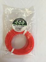 Cortland 444sl Dt9f Glo-line Floating Double Fly Line Msrp $62.00