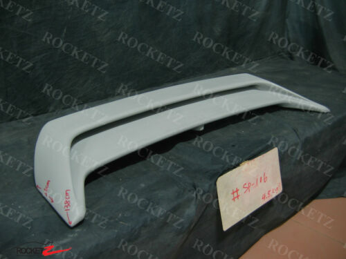 Skyline R32 GTR Racing Silhouette Style 2 DR Trunk Spoiler Rear Wing USA CANADA
