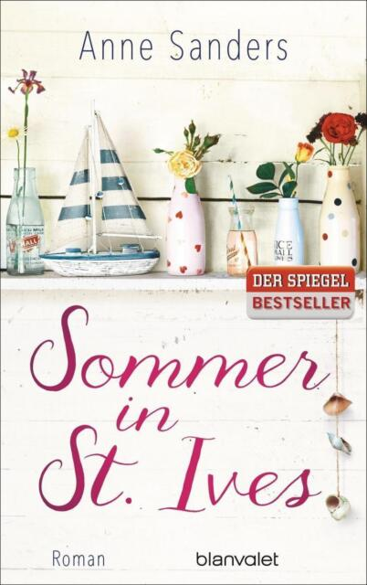 Sanders, Anne - Sommer in St. Ives: Roman /3