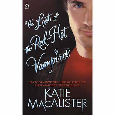 1 of 1 - A Dark Ones Novel - 05: Last of the Red-hot Vampires, MacAlister, Katie, New Boo
