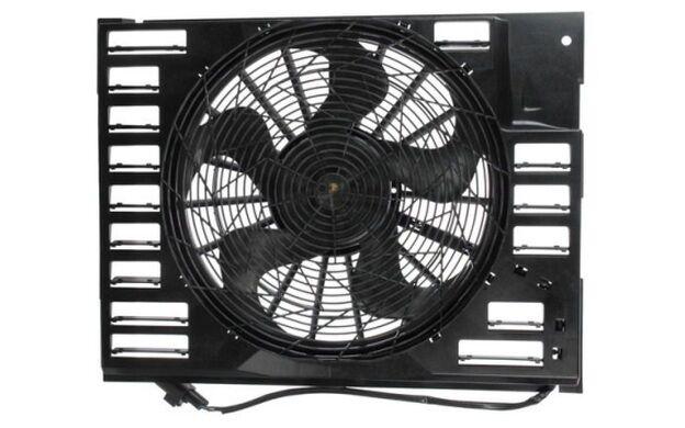 NRF Ventilador, refrigeración del motor BMW Serie 7 47215