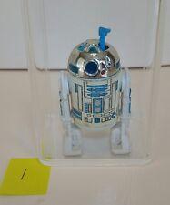 R2-D2 (sensorscope) #1 - 1980 Vintage original Star Wars action figure - NICE!
