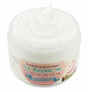 Elizavecca-Milky-Piggy-Real-Whitening-Time-Secret-Pilling-Cream-100g