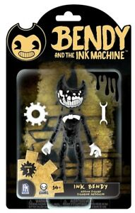Bendy-And-The-Ink-Machine-Action-Figure-Ink-Bendy-Brand-New