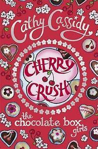 Chocolate-Box-Girls-Cherry-Crush-by-Cathy-Cassidy-Good-Used-Book-Paperback-F