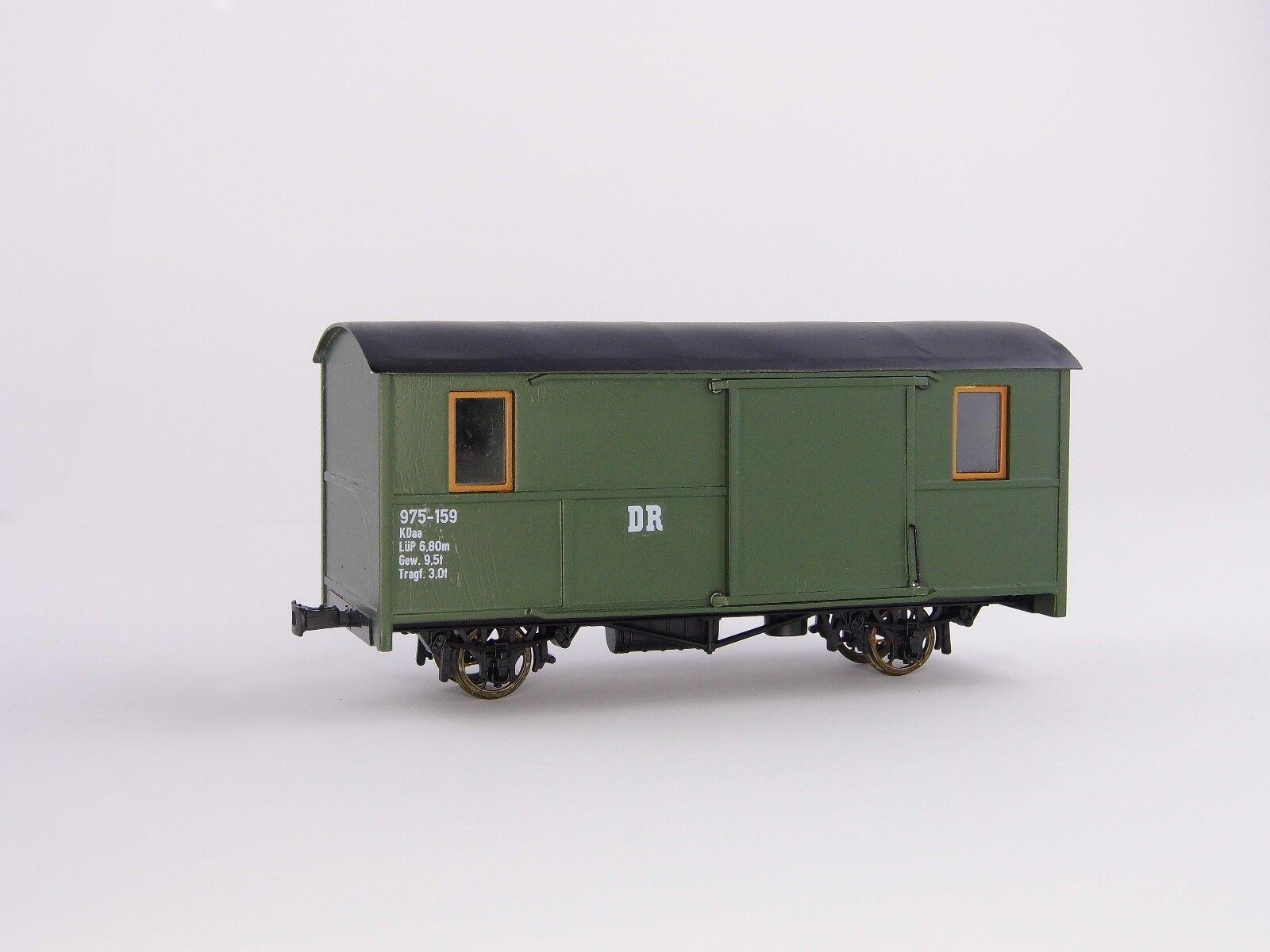 Bausatz Packwagen für Magic Train passend