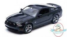 1:18 2010 Ford Mustang GT Black by Greenlight