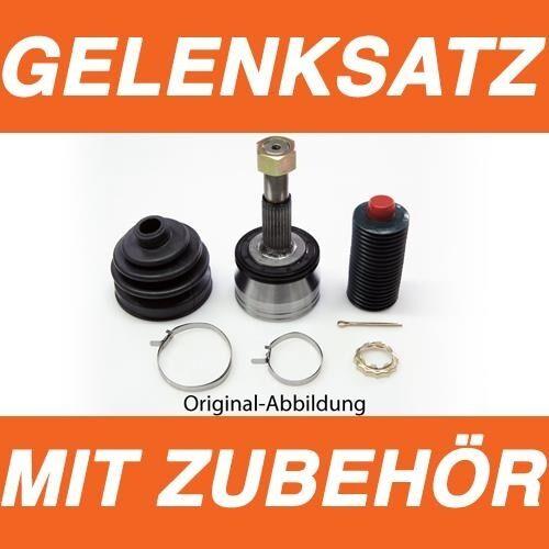 1.3 1.4 LX 1.6 i 12V 1.7 D Antriebswelle Gelenksatz Nissan Sunny II B12 N13