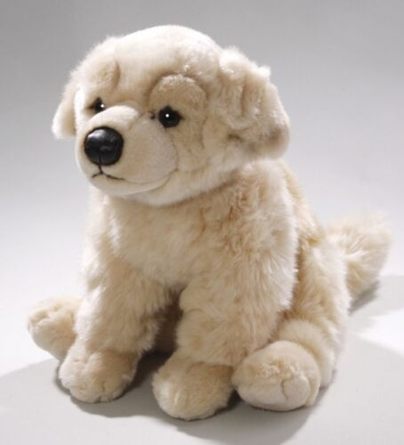 """Uni-Tpys """"Labrador"""" Hund sitzend: Plüschtier Größe: 30cm"""