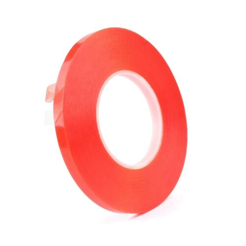 PET Acrylic Double Sided Tape Atemto Clear Two Sides Adhesive Sticker Tape 0...