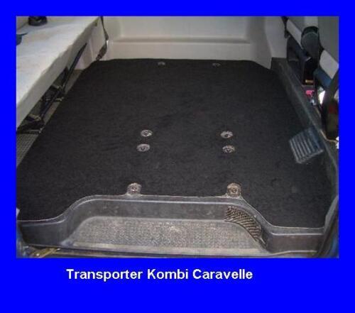 Gastraum Teppich Fußmatten VW Bus T4 Caravelle ab 96