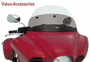 """TALL 16/"""" Clear Replacement Windshield VN1700 Kawasaki Voyager /& Vaquero 1700"""