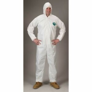 Lakeland CTL428 Protective Suit Protective Clothing Suit w/Hood
