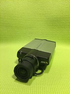 Axis-221-POE-IP-Network-Surveillance-Security-Camera-0221-001-PENTAX-LENS-3-8MM