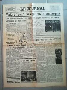 Fac-simile-Journal-LE-JOURNAL-2-JUIN-1940