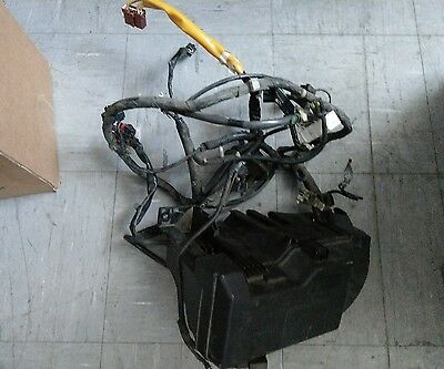 Ford falcon fg ute straight gas fuse box & loom | eBay on