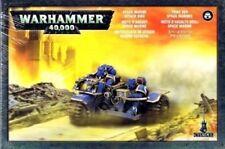 Games Workshop Warhammer 40k Space Marine Attack Bike