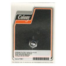 "Harley Big Twin /& Sportster Timing /& Oil Plug 5//8/""-18 Thread Acorn Colony 7106-1"