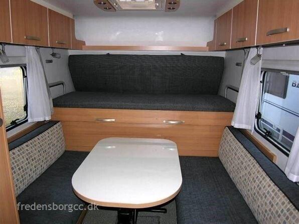T.E.C. 2012 - T.E.C. Travelbird 390Kompakt rejsevogn...,