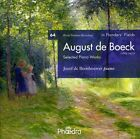 Selected Piano Works - De Boeck,A. (2011, CD NEUF)