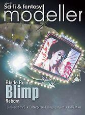 Sci-fi & Fantasy Modeller Vol 27  - Blade Runner Blimp - Reborn  98 Pages    New