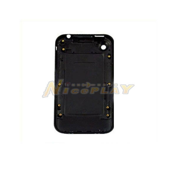 New Replacement Parts Housing Back Cover Case For iPhone 3G 8G 8GB Black