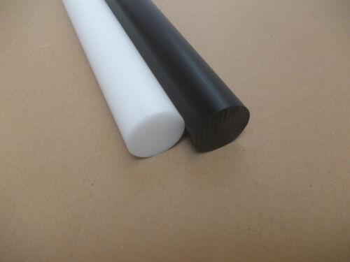 28 mm Co-Polymère Poly-acétal tige 300 Mm Long génie-usinage de barres rondes