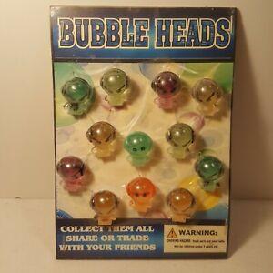 Vintage-Vending-Gumball-Machine-Display-Card-Bubble-Head-Mini-Figs