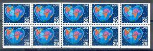 US-Stamp-L1363-Scott-2536a-Mint-NH-OG-Nice-Booklet-Pane