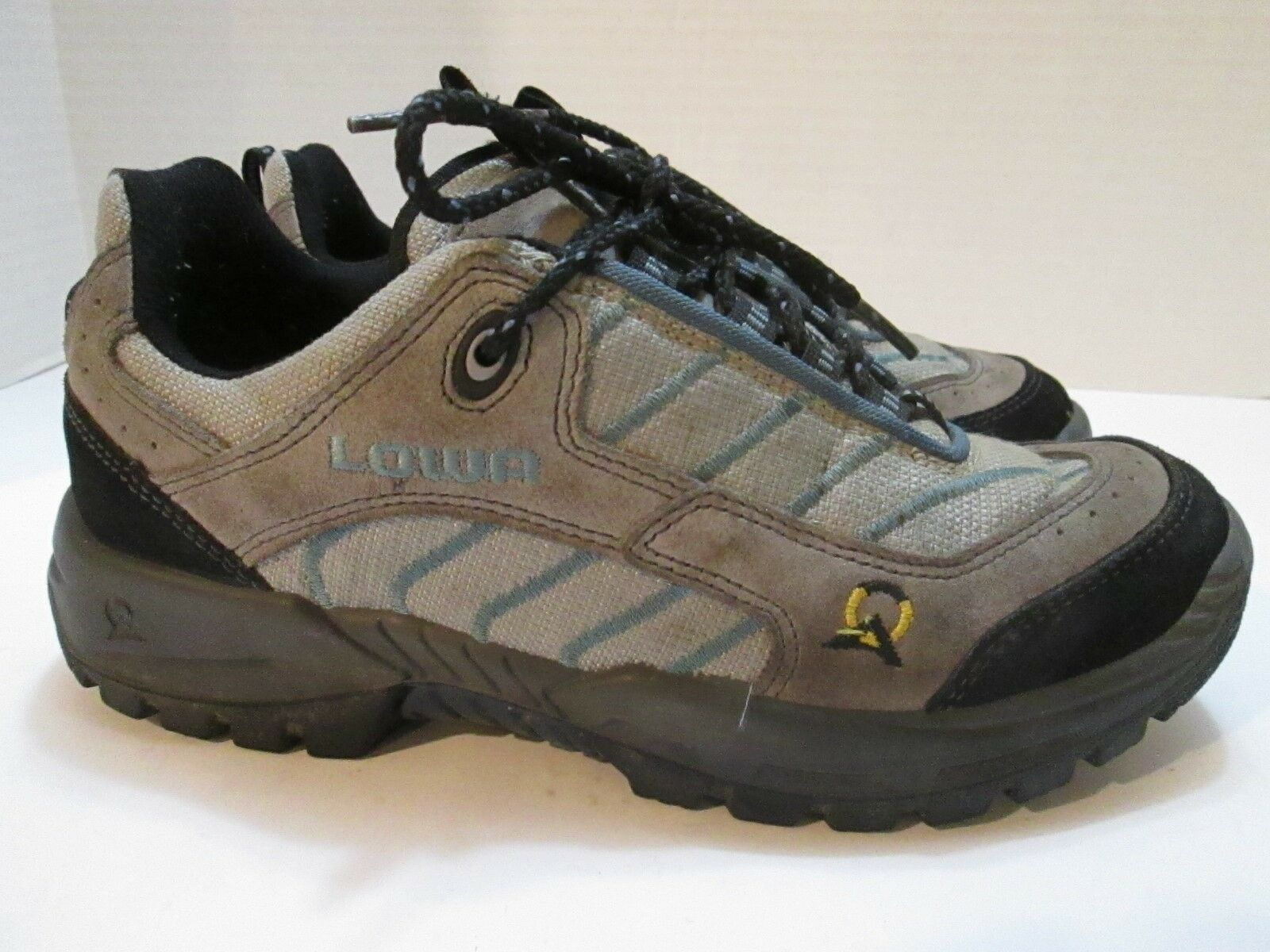 LOWA Women's G  bluee Hiking  shoes Boots Size 6.5  up to 65% off